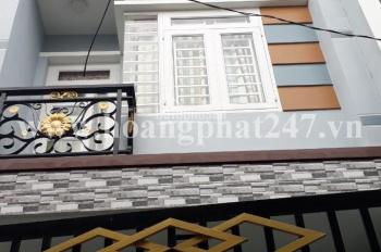 Bán nhà hẻm hơn 3m Nguyễn Trung Trực, P5, Bình Thạnh 5,5 tỷ