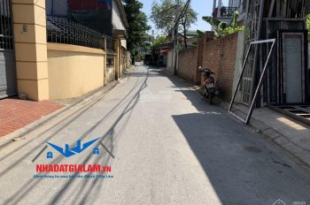 Cần bán 97m2 đất đường 5m TDP Bình Minh, Trâu Quỳ, Gia Lâm, LH 097.141.3456