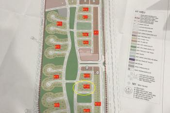 Bán lô biệt thự BT10 - 03 siêu đẹp, dự án Hà Đô Charm Villas, An Thượng, Hoài Đức. LH 0971773082