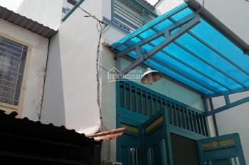 Cần bán căn nhà hẻm Liên Khu 5 - 6, giá 2,75 tỷ, hẻm 5m, nhà 1 trệt 1 lầu