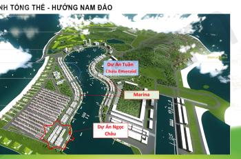 Bán đất nền dự án Shophouse Ngọc Châu, An Phát Vinh, đảo Tuần Châu