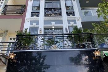 Bán nhà Nguyễn Đình Khơi, P4, Tân Bình, DT: 4.35 x 26m, 1 trệt, 3 lầu, sân thượng - Giá: 13.3 tỷ