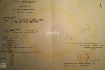 Bán đất Kim Quan, Việt Hưng, Long Biên, Hà Nội