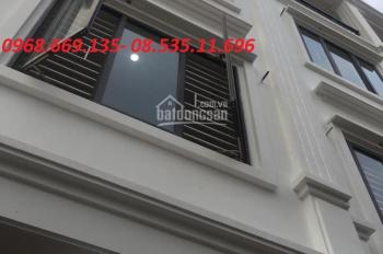 Bán nhà phố ẩm thực Vạn Phúc - Hà Đông 36m2 - 4T/4pn - gần chợ ô tô đỗ gần giá 2,55 tỷ 0968669135