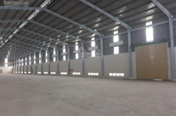 Cho thuê kho xưởng kinh doanh sản xuất khu công nghiệp Vĩnh Lộc 2, huyện Bến Lức, tỉnh Long An