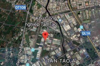 Cho thuê kho xưởng trong KCN Tân Tạo, Bình Tân, DT: 2.974m2, đủ chuẩn. 540m2 văn phòng