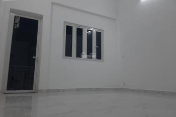 Nhà mới ở ngay Lý Thường Kiệt, hẻm xe hơi, P. 4 Gò Vấp, 4 phòng ngủ, 1 trệt 1 lầu, 1 lửng, 4m9x12m