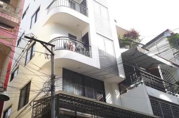 Bán nhà trệt 4 lầu + ST mặt tiền khu Bắc Hải, Q. Tân Bình, DT: 4.6 x 23m, CN 100m2. Giá: 13,45 tỷ