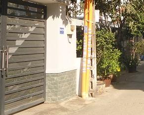 Ly dị vợ bán gấp nhà nát 75m2 đường Nguyễn Hữu Cảnh, Bình Thạnh, gần chợ, SHR, LH 0779859131