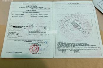 Bán nhà mặt tiền Đặng Thúc Vịnh 6.6mx33m DTCN trên sổ 112m2, ngay UBND xã Thới Tam Thôn, H. Hóc Môn