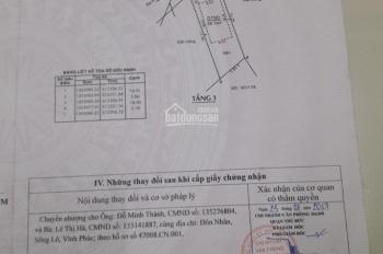 Bán nhà đường 8, Linh Xuân, diện tích đất 110m2, mặt đường nhựa 6m, sổ riêng giá rất rẻ chỉ 3,8 tỷ