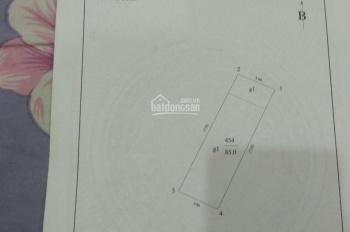 Bán 85m2 đất Phúc Đồng, Long Biên ,Hà Nội