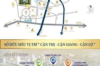 Mở bán 12 lô đất ở đường Hải Thượng Lãn Ông, Phường 1, sổ đỏ đầy đủ, giá chỉ từ 990tr/lô