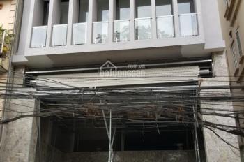 Cho thuê nhà MP số 7 Trần Khánh Dư, 200m2 x 4 tầng, 150tr/tháng