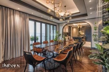 Cần bán gấp căn penthouse full nội thất mới 99% - mặt tiền đại lộ Võ Văn Kiệt q.1 - vào ở ngay