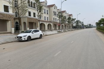 Liền kề shophouse KĐT Nam An Khánh, DT 188m2