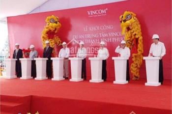 Đất Vincom Chơn Thành ngay TTHC trong lòng KCN Becamex giá F1. LH: 09 1997 1881