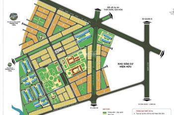 Bán đất nền KDC Phong Phú 4 đường Trịnh Quang Nghị, đường 52m, DT 100m2, 37 tr/m2, LH 0977993499