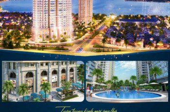 Mở bán shop 2 mặt tiền và officetel CC Imperia Garden 203 Nguyễn Huy Tưởng - Thanh Xuân - Hà Nội