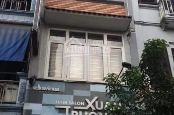 Mặt phố Chiến Thắng, Văn Quán 5 tầng kinh doanh đỉnh 5 tỷ; 0979253118