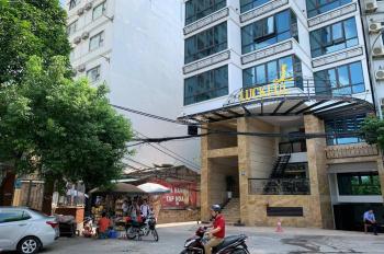 Chính chủ bán nhà mặt phố Tú Mỡ (Nguyễn Chánh), Cầu Giấy, Hà Nội, diện tích 94m2