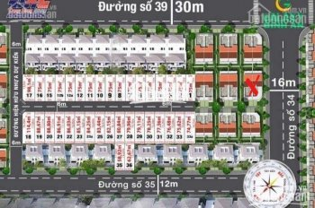 Cần bán gấp lô đất gần trường Bình An, Quận 2, sổ riêng, DT 90m2 giá 3.5 tỷ. LH 0901729857 Tuấn Duy