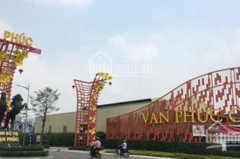 Bán gấp đất nền KDC Vạn Phúc City, P. Hiệp Bình Phước, Thủ Đức SHR, giá 1.6 tỷ/70m2. LH 0933900329