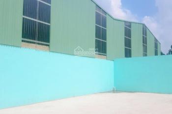 Cho thuê xưởng diện tích từ 400m2 đến 5.000m2 đường Trần Văn Giàu. Liên hệ: 0965.65.65.07 Tiến Hành