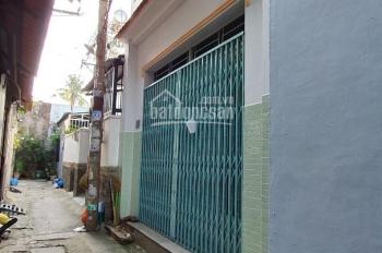 Nhà chủ cần bán hẻm Phạm Văn Chiêu, Phường 14, Gò Vấp DT: 4.7 x 13m, đúc 1 tấm, giá bán: 3,4 tỷ