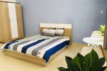 Cho thuê căn hộ dịch vụ đường CMT8, Q3, có nội thất giá từ 5tr6/phòng LH: 0909921790