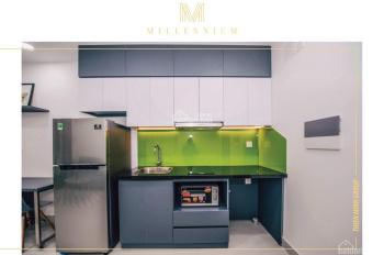 Cho thuê office Millennium - full nội thất đẹp - giá đẹp - sát trung tâm Quận 1 - 036.306.90.98