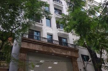 Bán nhà mặt phố Thụy Khuê, DT 180m2 x 7T nổi + hầm, MT 7,1m. Đang cho thuê 138,87 tr/th, giá 50 tỷ