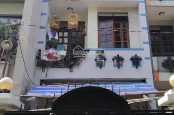 Cần tiền trả nợ nóng, bán nhanh nhà mặt tiền hẻm đường số 5, p16, quận Gò Vấp
