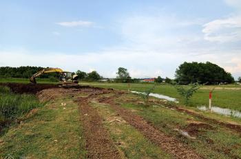 Đất biệt thự vườn diện tích lớn mặt sông Quận 9, giá từ 6 - 8 triệu/m2, đã có sổ, LH 0902477689