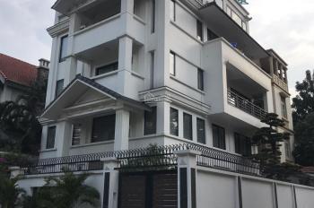 Cho thuê BT Trung Văn, Nam Từ Liêm, DT 190m2, 4 tầng, MT 8m, giá 48 triệu/th, LH: 0399.909.083