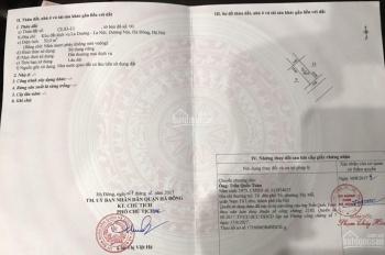 Chính chủ cần bán gấp đất dịch vụ Đồng Đế, La Dương - P. Dương Nội, Hà Đông - giá thỏa thuận