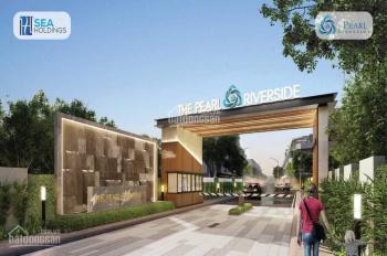 Sở hữu nhà phố, biệt thự ven sông tại trung tâm Bến Lức 1 trệt, 3 lầu chỉ từ 960 triệu/căn có vat