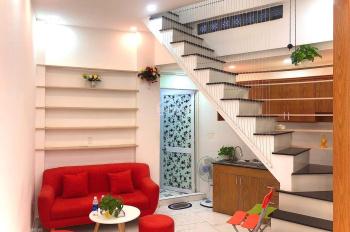 Bán nhà mặt tiền Bùi Thị Xuân, P3, Tân Bình DT 3*12m, 1 trệt 4 lầu. Giá 5,6 tỷ