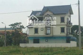 Chính chủ bán đất đấu giá huyện Thạch Thất; LH 0986193988