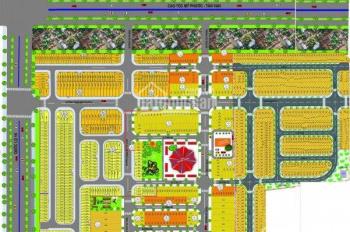 Đất nền siêu hot KDC Phú Hồng Thịnh 10, QL1K giao DT 743A. Giá tốt chỉ 25tr/m2, LH 0776777527 Uyên