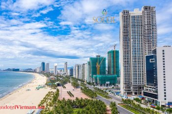 Căn hộ cao cấp Soleil Ánh Dương mặt tiền biển Mỹ Khê, view công viên biển Đông Đà Nẵng