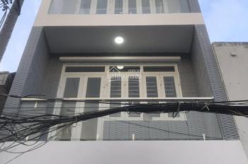 Nhà hẻm xe hơi Hàn Hải Nguyên sát trường học, (4,5x13m), 3L xây mới hoàn toàn