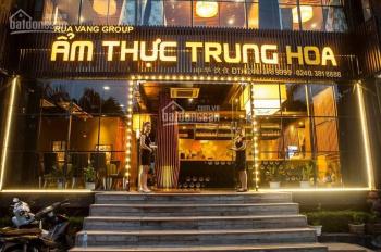 Siêu phẩm cho thuê phố Lê Đại Hành: 130m2 x 4 tầng, mặt tiền 8m, vị trí đắc địa gần Vincom