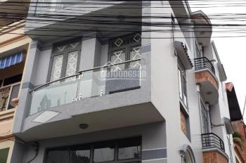 Cho thuê nhà 3 lầu suốt góc 2 MT mới 100% đường Tân Hương, P. Tân Quý, Q. Tân Phú