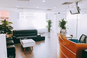 VP building chuyên nghiệp khu vực Hoàng Cầu, Ô Chợ Dừa, 85m2 - 100 m2 giá rẻ bãi đỗ ô tô rộng