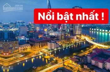 Cho thuê gấp căn 3PN, Saigon Mia 76m2, view Q1, Bitexco bếp rèm máy lạnh 13tr/th bao phí 0945822716