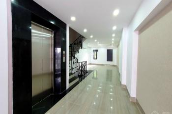 Hàng độc! Nhà ở kết hợp văn phòng cho thuê, 5,5 tầng thang máy cực đẹp sân ô tô, MT đường Số 28, SH