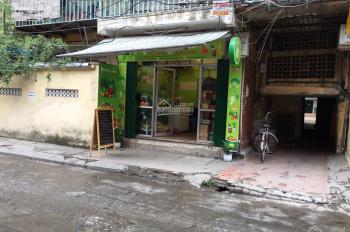 Cho thuê cửa hàng tại Thanh Xuân Bắc
