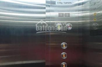 Bán nhà mặt phố Chu Huy Mân 57m2x6 tầng, thang máy, kinh doanh đỉnh, 9.5 tỷ