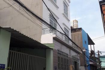 Nhà mới xây: một trệt 2 lầu, 2PN, ngã 3 Đông Quang, Q12. LH: 0932716111